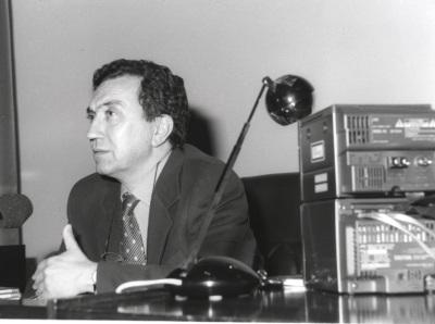 Santiago Martín Bermúdez. Conferencia sobre Testimonios y resistencias dentro del ciclo La Paz y la Guerra en el Arte y la Música del siglo XX
