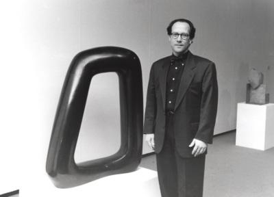 Bruce Altshuler. Exposición Noguchi