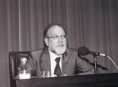 Reyes Mate. Conferencia sobre Auschwitz, acontecimiento fundante de la filosofía - III SEMINARIO DE FILOSOFÍA La filosofía después de Auschwitz