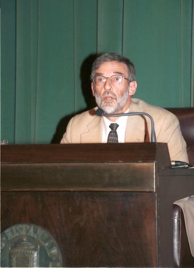 Geoffrey Parker. Conferencia sobre La crisis de la Monarquía española 1640dentro del ciclo 68 dentro del ciclo La crisis mundial del siglo XVII