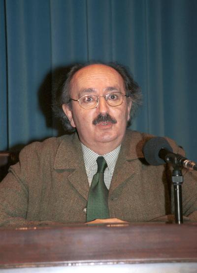 Antonio Colinas. Conferencia sobre Lectura de mi obra poética
