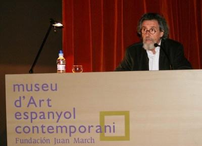 Rafael Navarro en el ciclo Re-visiones: el fotógrafo en el Museo