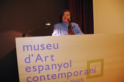 Cristina García Rodero en el ciclo Re-visiones: el fotógrafo en el Museo