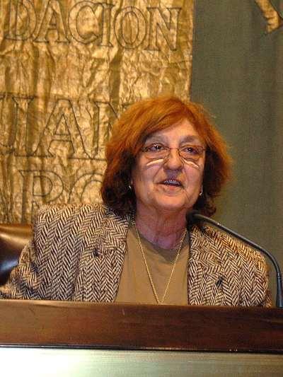 Marta Pessarrodona. Conferencia sobre El Grupo de Bloomsbury dentro del ciclo Retratos