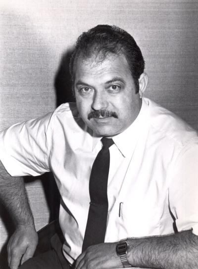 Rafael Pesquera. Secretaría