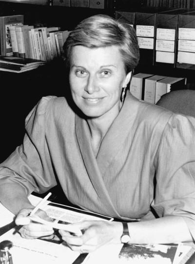 Marianne Braun.