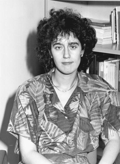 Ana Marta Guillem Rodríguez. Estudiante. Curso 1987-88