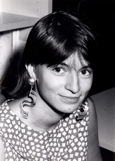Teresa Albero Suárez. Estudiante. Curso 1988-89