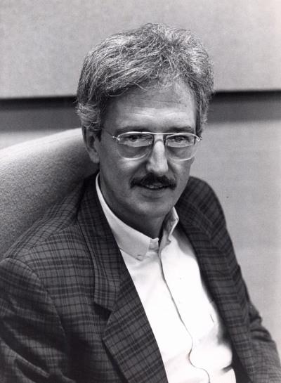 Marino Regini. Profesor de curso. Curso 1988-89