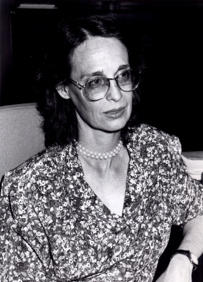 Margaret R. Higonnet. Profesora. Curso 1988-89