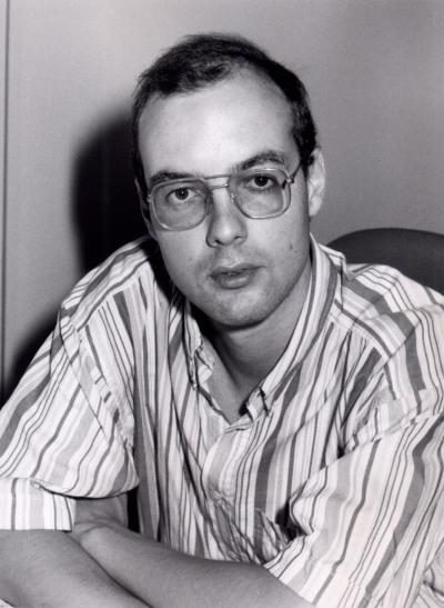 Salvador Durán. Estudiante. Curso 1989-90