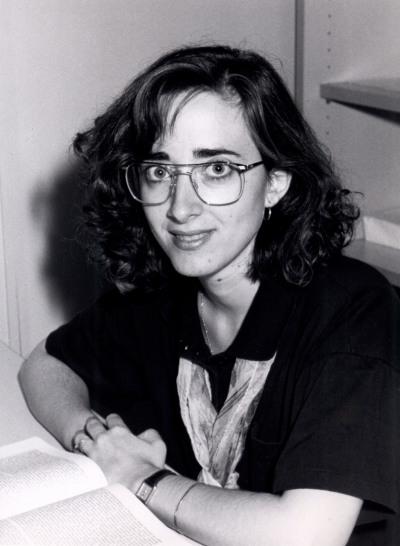 Elisa Chuliá. Estudiante. Curso 1989-90