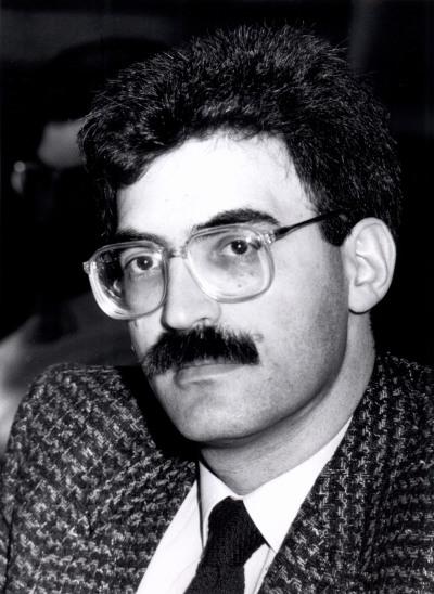 Steven Rosenstone. Profesor de curso. Curso 1989-90