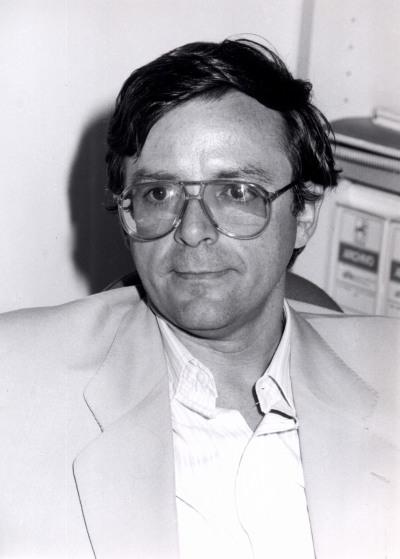 Daniel Peña. Profesor de curso. Curso 1989-90