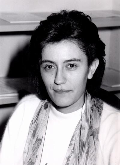 Begoña Abad Miguelez. Estudiante. Curso 1990-91