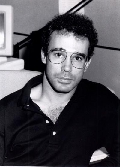 Juan Díez Medrano. Profesor de seminario. Curso 1990-91