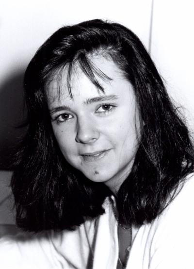 Belén Barreiro Pérez-Pardo. Estudiante. Curso 1991-92