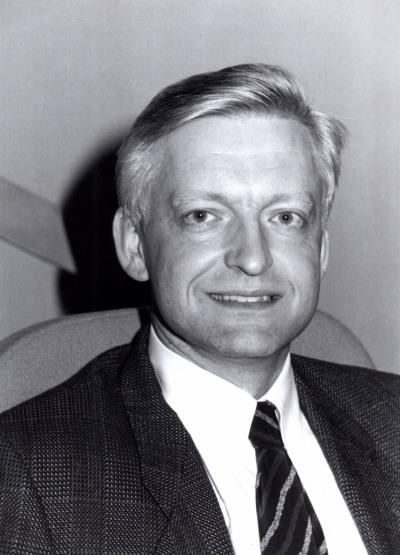 Miles Kahler. Profesor de curso. Curso 1991-92