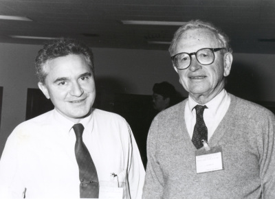 José María Mato y Joséph Larner. Workshop Role of Glycosyl-Phosphatidylinositol in Signaling