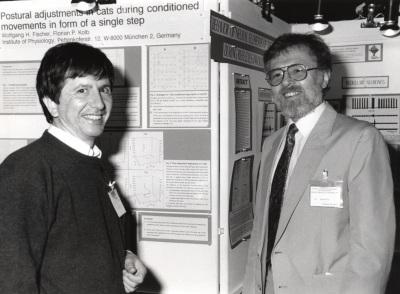 José Delgado García y R. Baker. Workshop Neural Control of Novement in Vertebrates