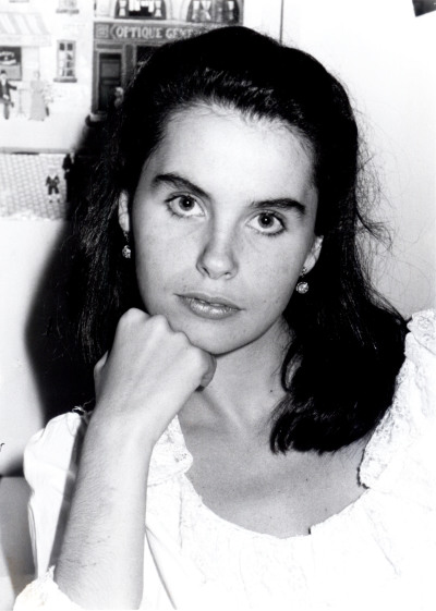 Sonia Alonso. Estudiante. Curso 1992-93