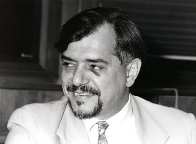 Peter Cowhey. Profesor de curso. Curso 1992-93