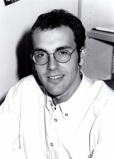 Gabriel Saro. Estudiante. Curso 1992-93