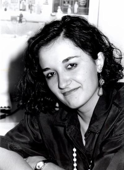 Isabel Madruga. Estudiante. Curso 1992-93