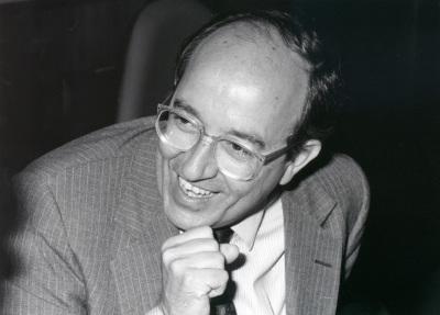 M.A Fernández Ordoñez. Profesor de seminario. Curso 1992-93