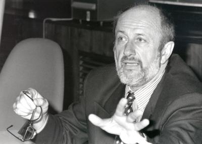 Arpad von Lazar. Profesor de seminario. Curso 1992-93