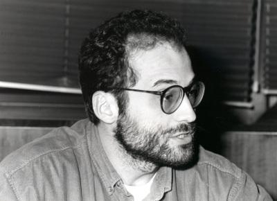 Roberto Garvía. Profesor de seminario. Curso 1992-93