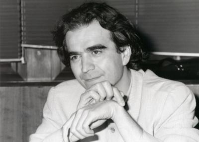 Eduardo Subirats Ruggeber. Profesor de seminario. Curso 1992-93