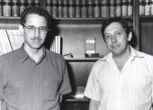 Carl Nathan y Antonio Celada. Workshop On Molecular Mechanisms of Macrophageb Activation
