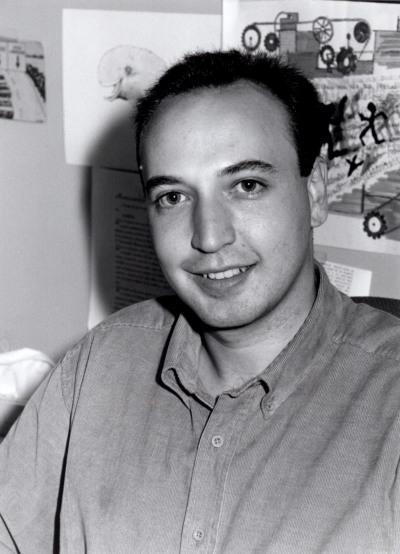 César Colino Cámara. Estudiante. Curso 1993-94