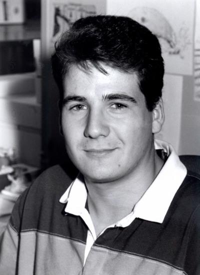 Ignacio Molina Álvarez de Cienfuegos. Estudiante. Curso 1993-94