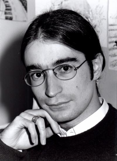 Manuel Jiménez Sánchez. Estudiante. Curso 1993-94