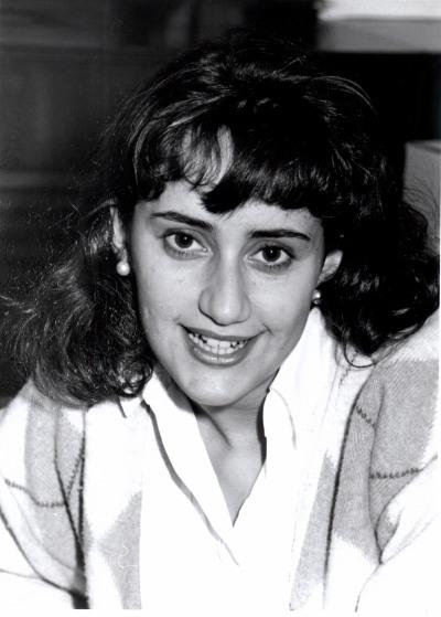 Beatriz Acha Ugarte. Estudiante. Curso 1993-94