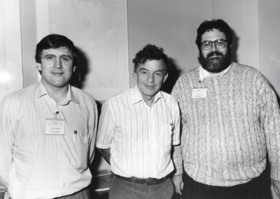 José López-Barneo, Clay M. Armstrong y Richard W. Aldrich. Workshop On molecular Basis of Ion Channel Function