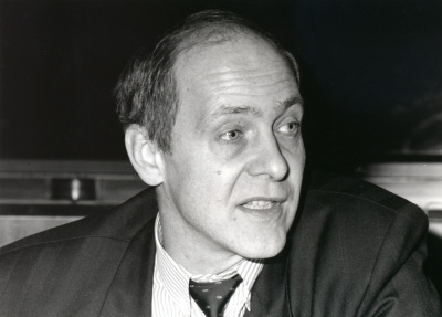 J. Rupnik. Profesor de seminario. Curso 1993-94