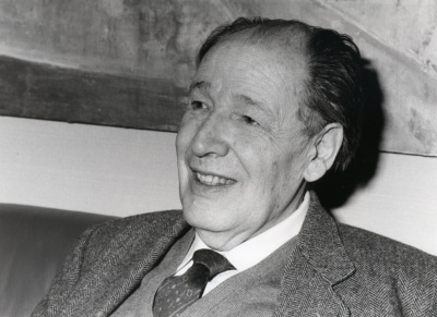 Juan José Linz. Profesor de curso 1993-94