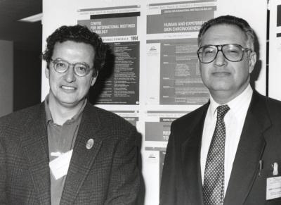 Miguel Quintanilla y A. Klein-Szanto. Workshop Human and Experimental Skin Carcinogenesis