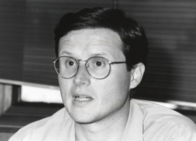 Fernando Jiménez. Profesor de seminario. Curso 1993-94