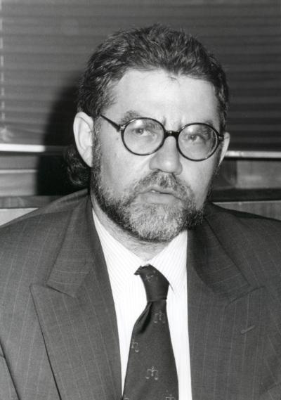 Joseph Weiler. Profesor de seminario. Curso 1993-94