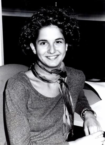María Fernández-Mellizo Soto. Estudiante. Curso 1994-95