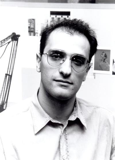 José Remo Fernández Carro. Estudiante. Curso 1994-95