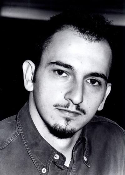 Javier García de Polavieja. Estudiante. Curso 1994-95