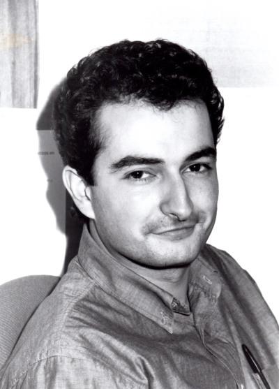Juan Andrés Walliser Martínez. Estudiante. Curso 1994-95