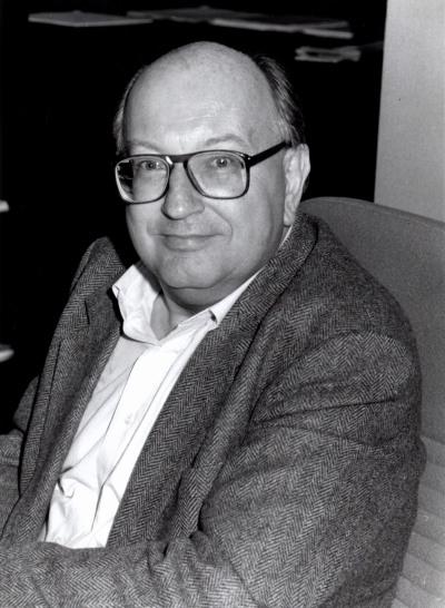 Hans-Jürgen Puhle. Profesor. Curso 1994-95