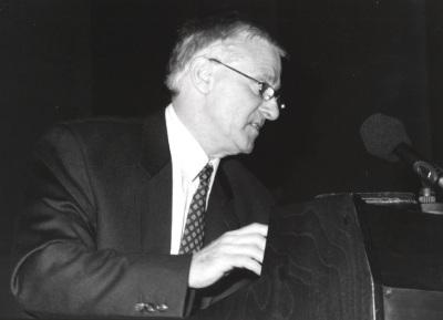 Vincent Wright. Profesor de curso. Curso 1992-93