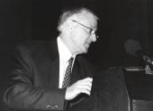 Vincent Wright. Profesor de curso. Curso 1992-93, 1995